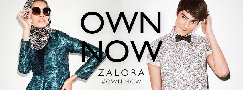 About Zalora Homepage