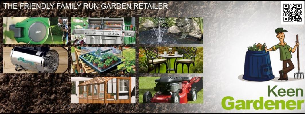 About Keen Gardener homepage