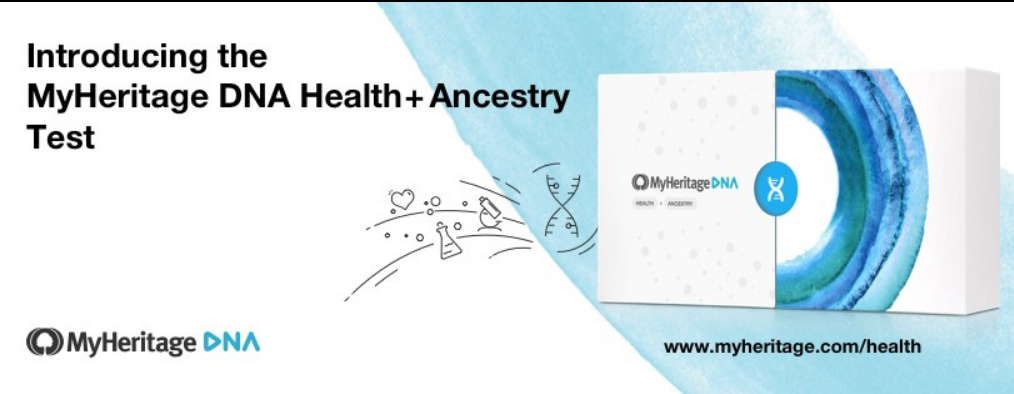 About MyHeritage Homepage
