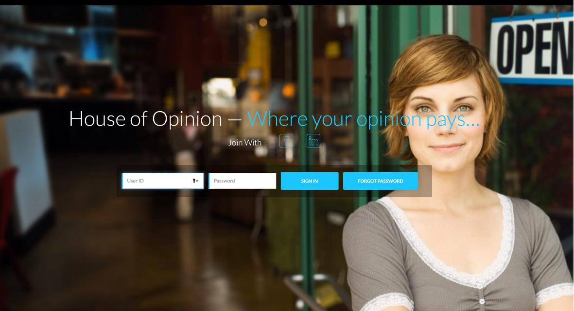 Opinion Inn Homepage
