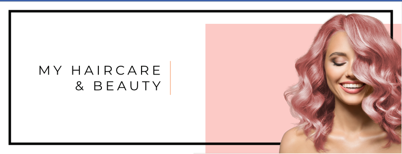 About My Haircare & Beauty Homepage