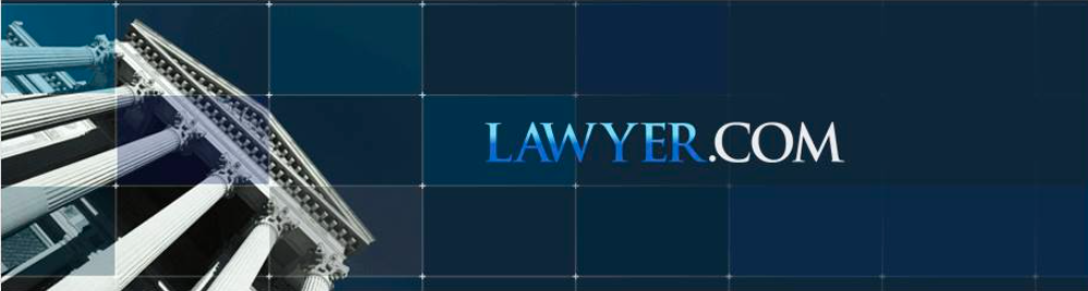 About Lawyer.com Homepage