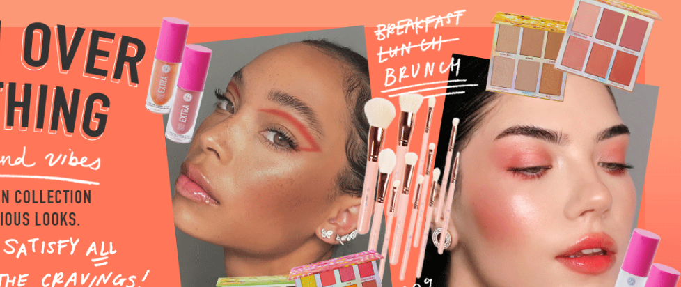 About BH Cosmetics homepage