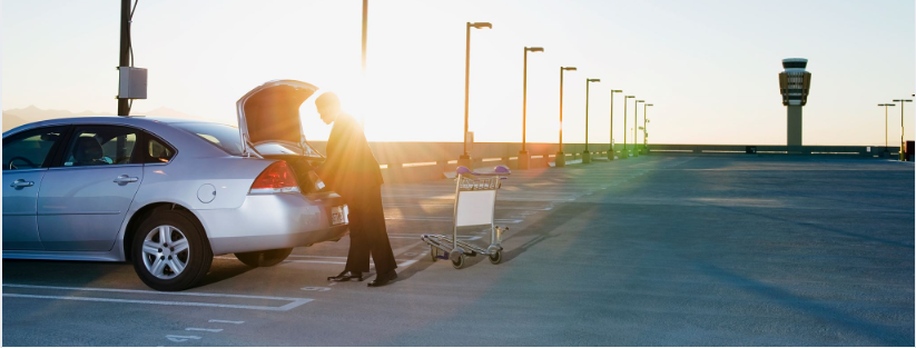 About AirportParking.com Homepage