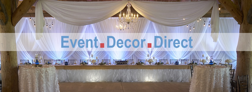 About Event Decor Direct Homepage