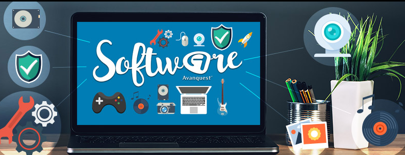 About Avanquest Software Homepage