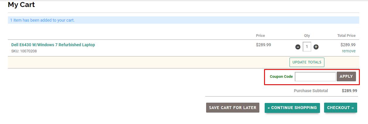 How do I use my Western Dakota Tech discount code?