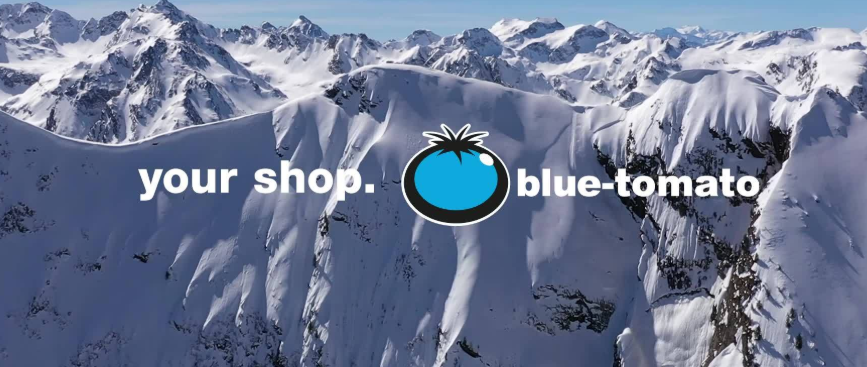 About Blue Tomato homepage