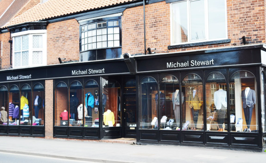 About Michael Stewart Homepage