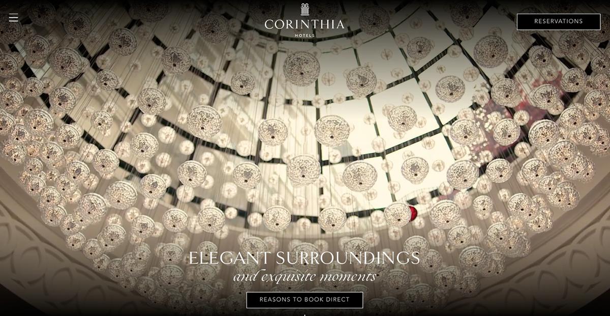 Corinthia About Us