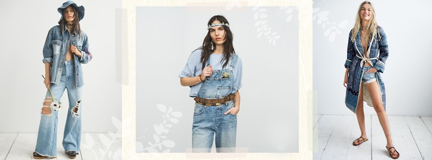 About Free People Homepage