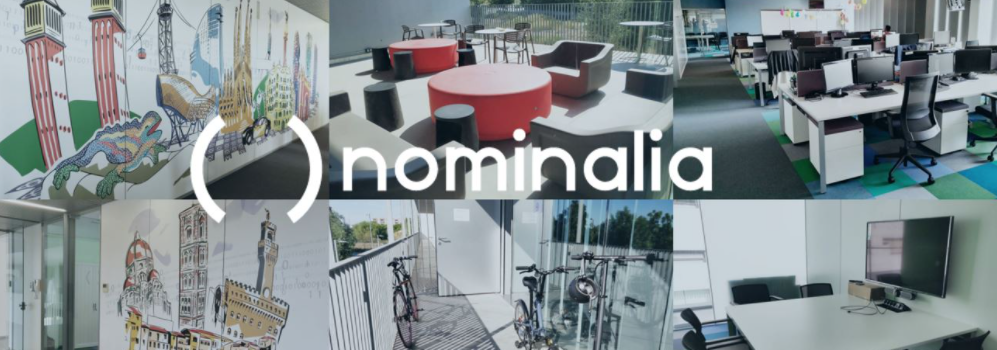 About Nominalia Homepage
