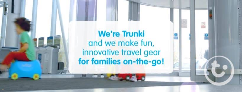 About Trunki Homepage