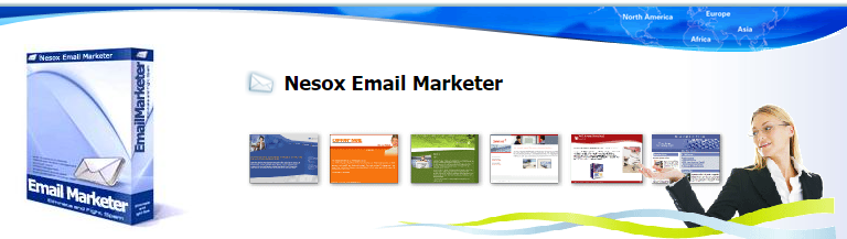 About Nesox Solutions Homepage