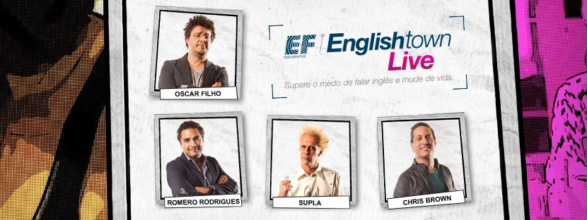 About EF English Live Homepage