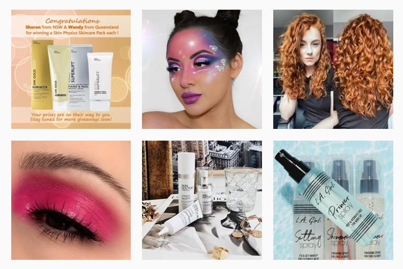 Cosmetic Capital Instagram