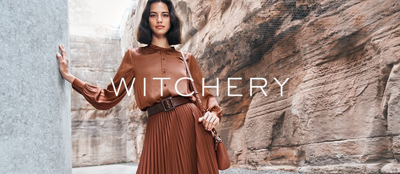 About Witchery Homepage