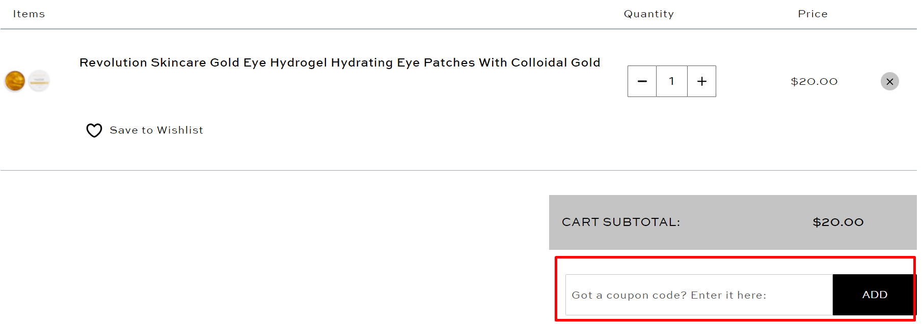 How do I use my Revolution Beauty coupon code?