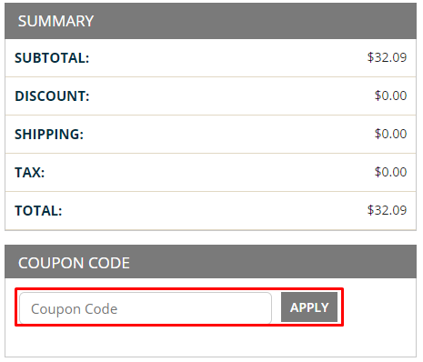How do I use my SlipCoverShop coupon code?