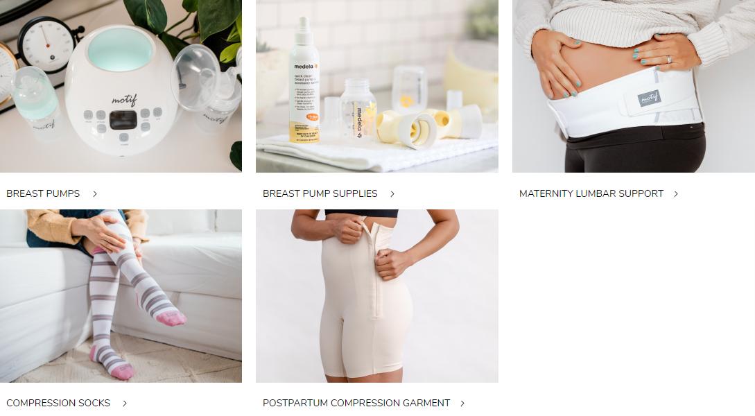 Aeroflow Breastpumps items
