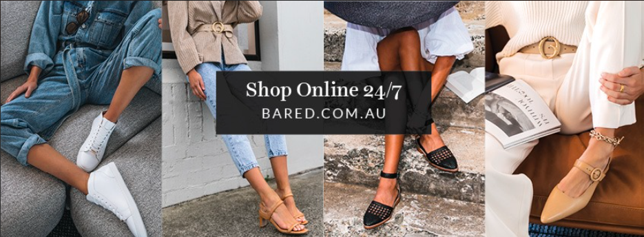 About Bared Footwear Homepage