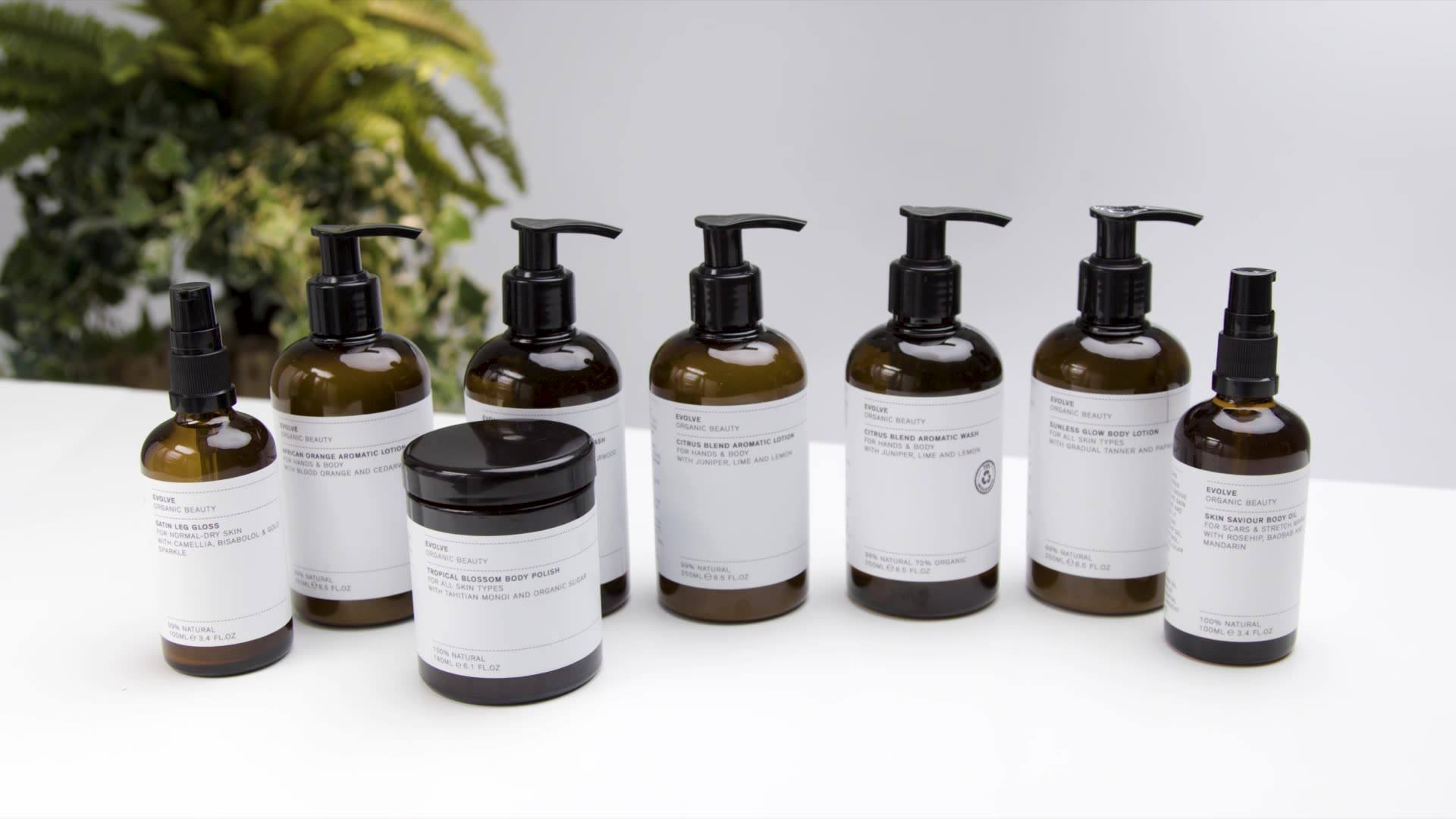 About Evolve Beauty Homepage