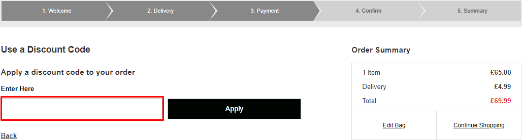 How do I use my Firetrap discount code?
