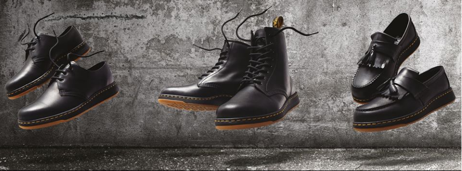 About Dr Martens Homepage