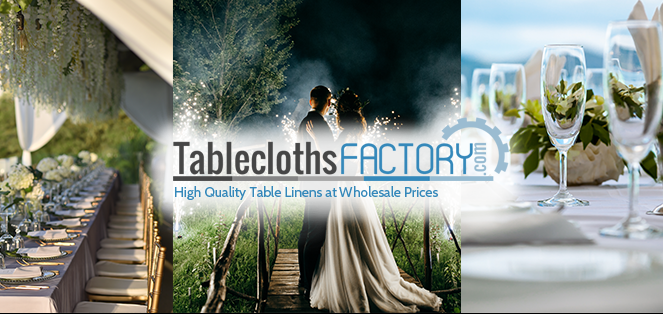 About Tableclothsfactory.com Homepage