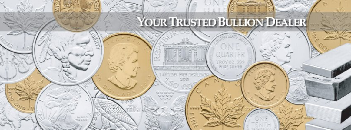 Silver Gold Bull Homepage