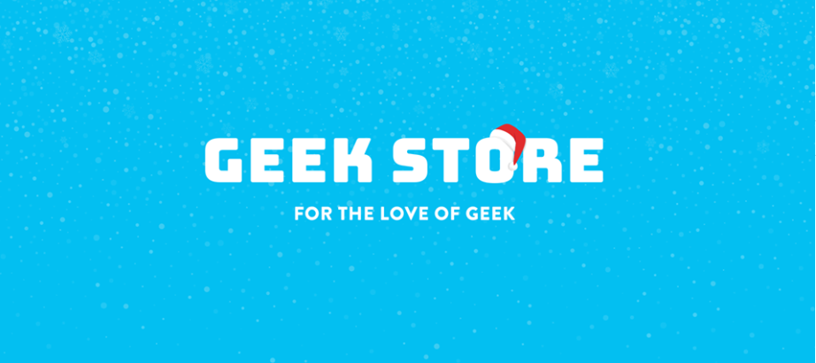 About Geek Store Homepage