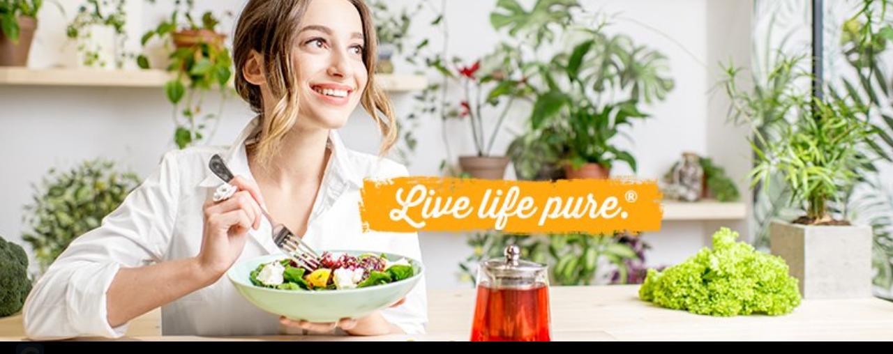 About PureFormulas Homepage