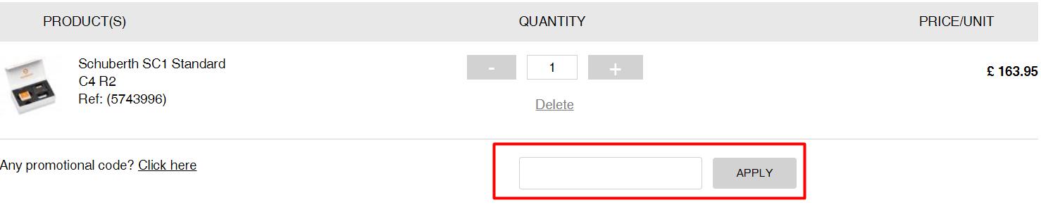 How Do I use my Motardinn France discount code?