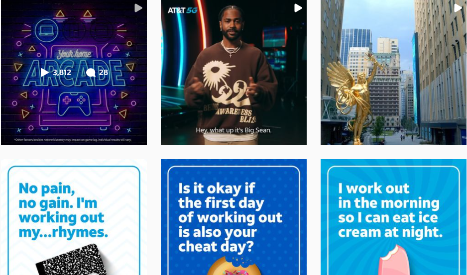 About AT&T Mobility Homepage