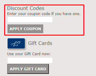 How do I use my American Stationery discount code?