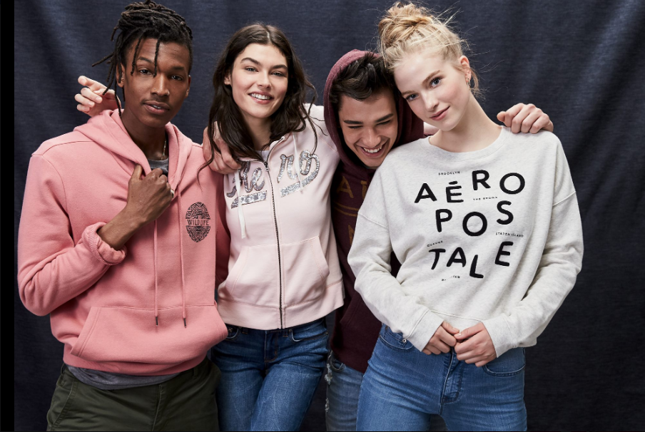 About Aeropostale Homepage