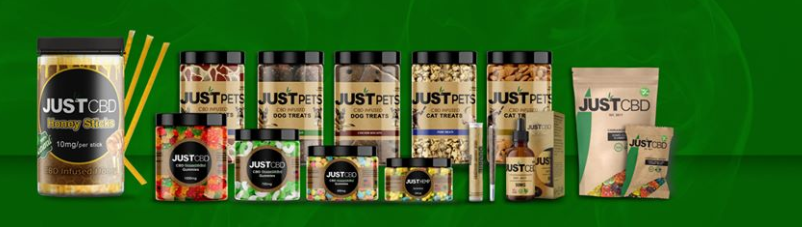 About Just CBD Homepage