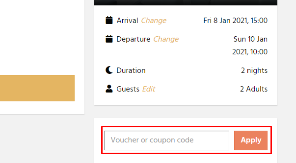 How do I use my Evancy voucher code?