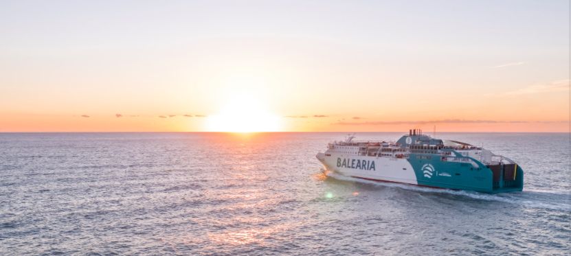 About Balearia Homepage
