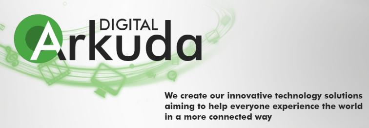 About Arkuda Digital homepage
