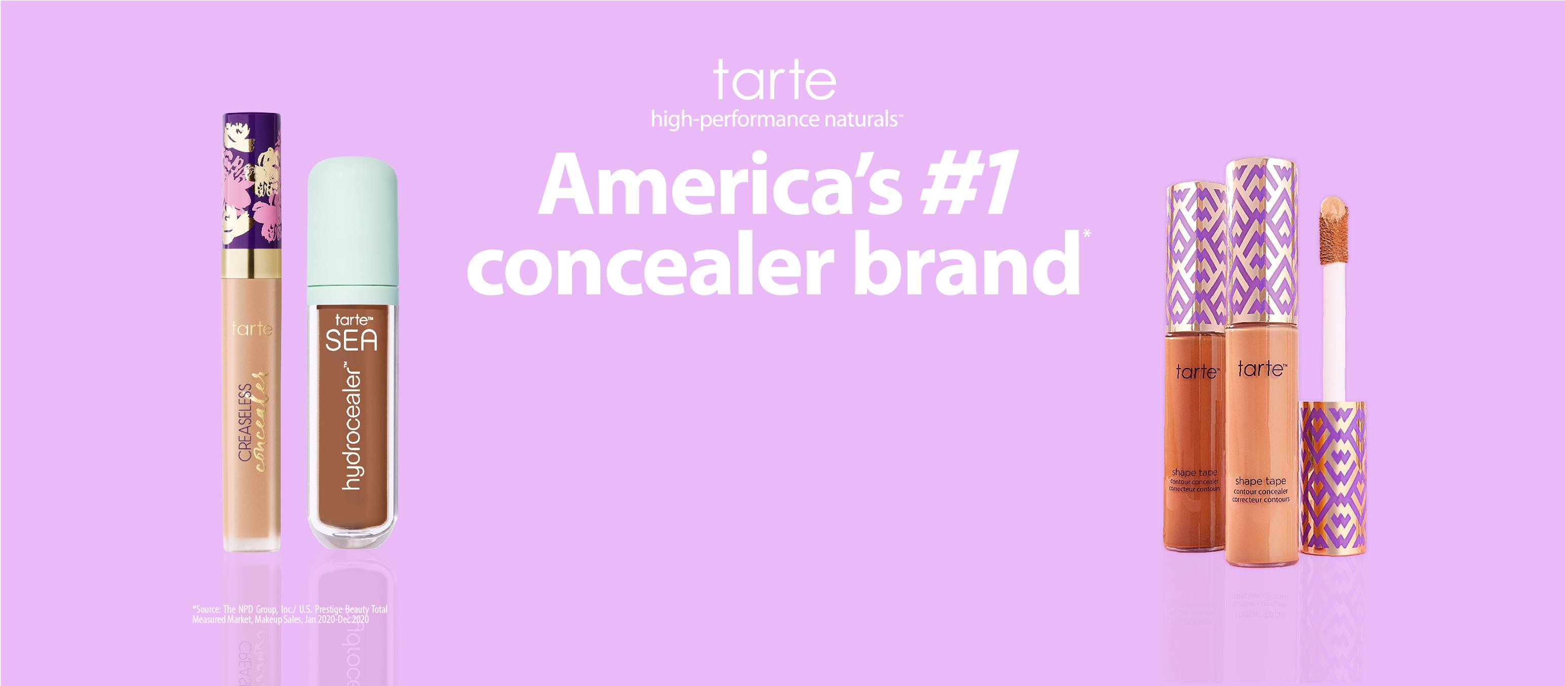 About tarte Homepage