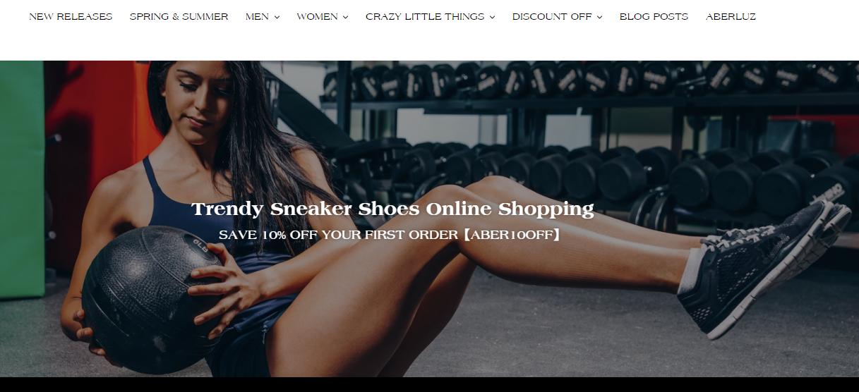 Aber Shoes about us