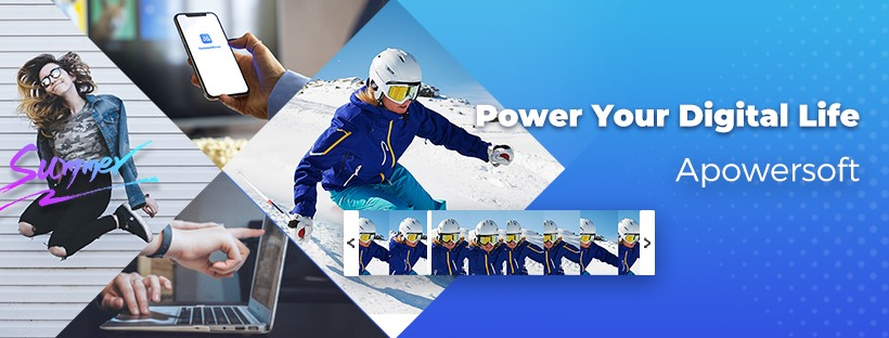 About Apowersoft Homepage
