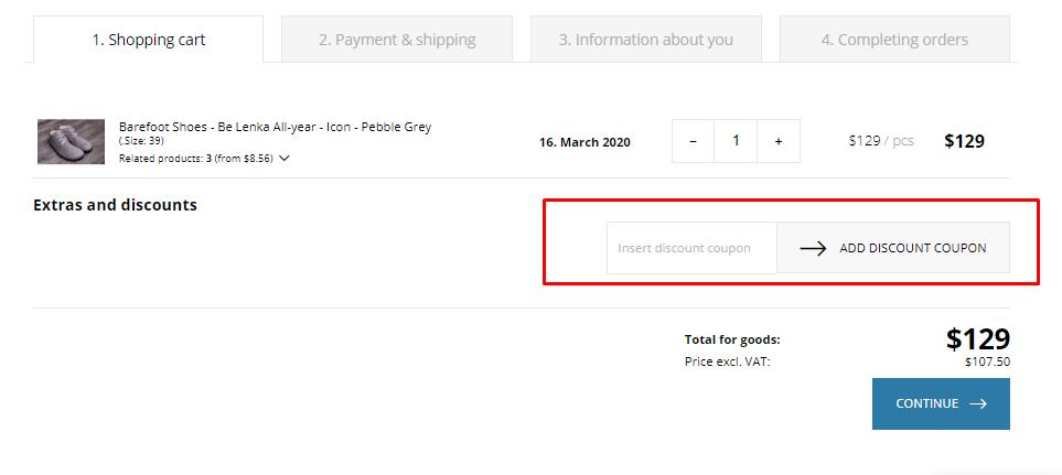 How do I use my BeLenka discount code?