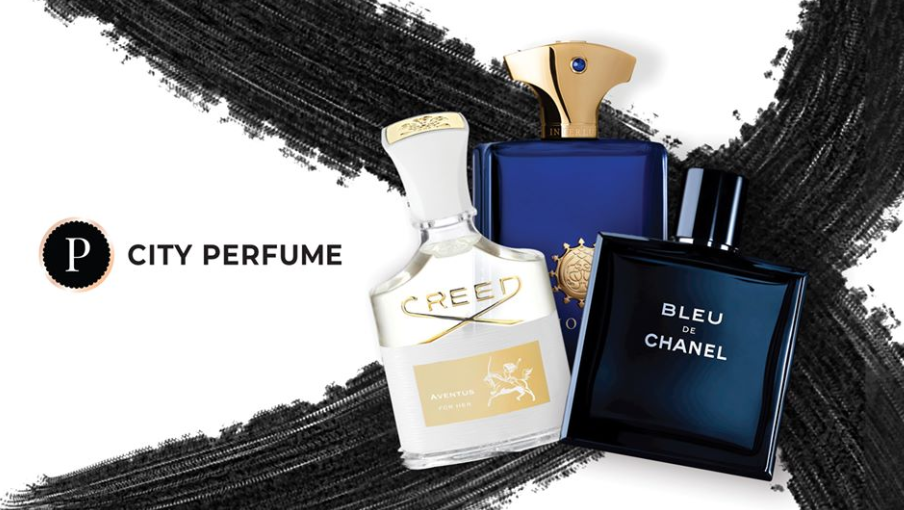 About City Perfume Homepage