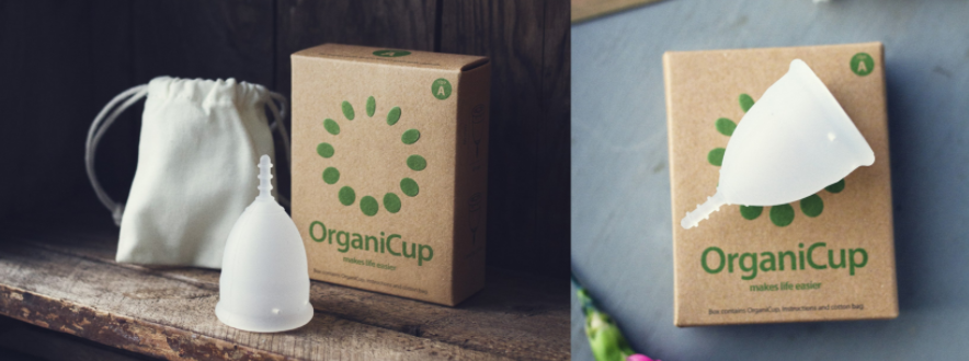 About OrganiCup Homepage
