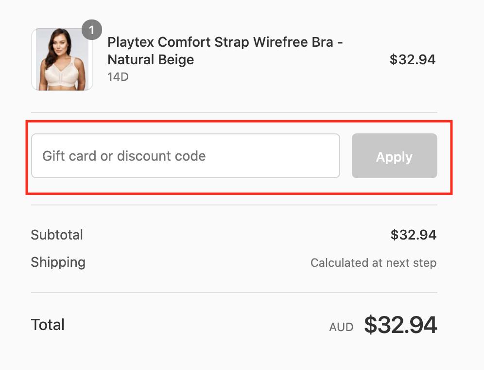 curvy discount code