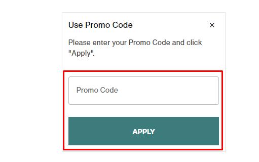 How do I use my Burton promo code?