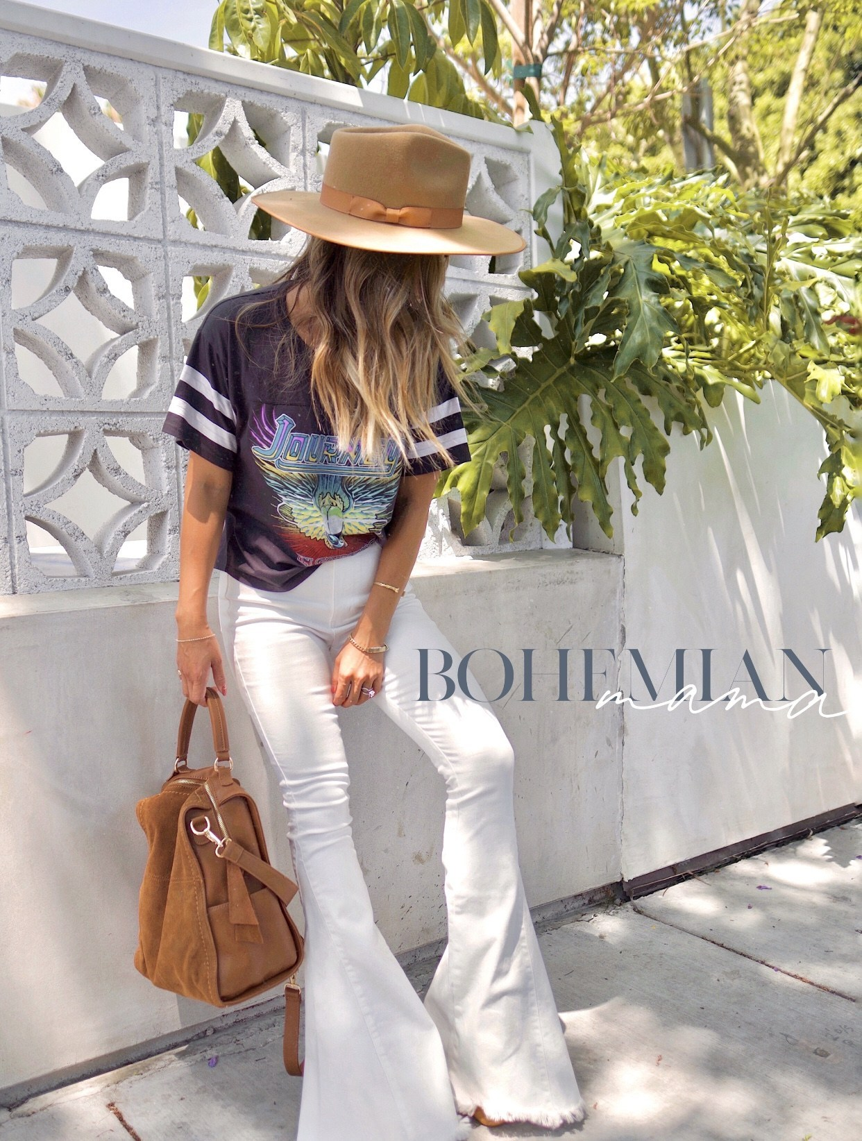 About Bohemian Mama Homepage