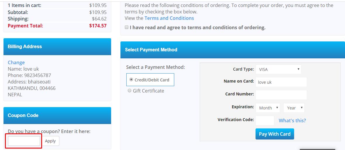 How do I use my Testclear discount code?